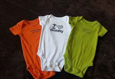 Lot of 3 Carter's One-Pieces for Infant Boy size 3 Months | Clothing, Shoes & Accessories, Baby & Toddler Clothing, Boys' Clothing (Newborn-5T) | eBay!