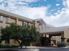 Colorado Springs (CO) Hampton Inn Colorado Springs-Airport -  Co Hotel United States, North America Hampton Inn Colorado Springs-Airport - Co Hotel is perfectly located for both business and leisure guests in Colorado Springs (CO). Both business travelers and tourists can enjoy the hotel's facilities and services. To be found at the hotel are 24-hour front desk, facilities for disabled guests, express check-in/check-out, Wi-Fi in public areas, car park. Guestrooms are fitted w...