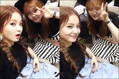 LEE HI-LEE HI with labelmate Lee Soo Hyun from Akdong Musician