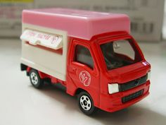 Tomica: Food Truck