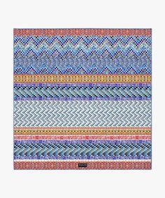 Kess InHouse Snap Studio Wrapped in Cheer Presents Round Beach Towel Blanket