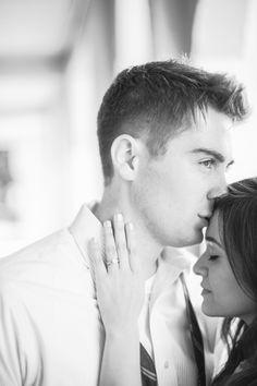 darling sunrise engagement shoot - wedding ring shot!