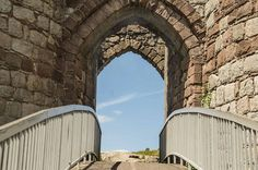 Bridge to Beeston Castle, Cheshire | Flickr - Photo Sharing!