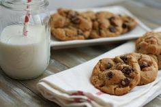 NY Times 'best chocolate chip cookies'