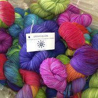 shantiknits yarn from southampton