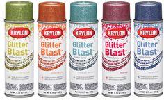 Spray Glitter
