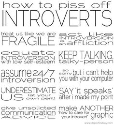 blog introverts awesome