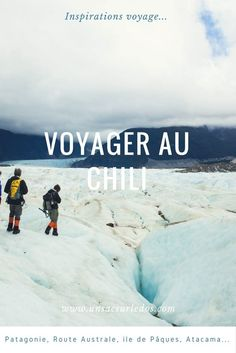 Voyager au Chili : des découvertes nature contrastées ! Du désert d'Atacama à la Patagonie en passant par la Cordillère des Andes ou l'ile de Pâques : un pays riche beautés naturelles et en diversité.