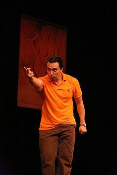 Juan Diego Rodríguez, en El Caver. Fotografía: Samantha De La Garza