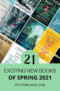 These are 21 exciting new book releases of Spring 2021! Looking for your next read this spring? Check out these 21 amazing new books coming out in the spring 2021! Brand new books of every genre, such as thrillers, suspense, mystery, fiction, nonfiction, science-fiction, fantasy, young adult. These exciting new books are sure to grab your attention! Look no further for new book suggestions! New Books, Books To Read, Books New Releases, Victoria Aveyard, Book Suggestions, Spring New, Thrillers, First Night, Bestselling Author