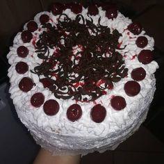 Cake, Food, Anniversary, Kuchen, Essen, Meals, Torte, Cookies, Yemek