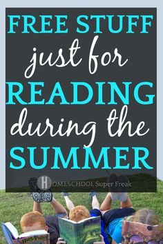 13 Summer Reading Programs for Kids to Get Free Stuff [2021]