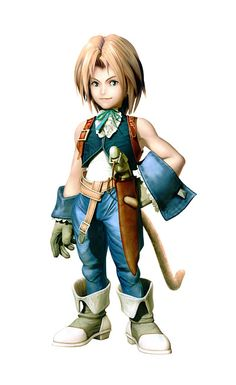 ultimate final fantasy rpg | Final Fantasy IX - Zidane (Djidane)