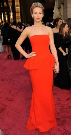 Oscar 2014: Jennifer Lawrence