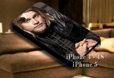 Jax Teller Shirtless for iPhone case-iPhone 4/4s/5/5s/5c case cover-Samsung Galaxy S3/S4/ case cover