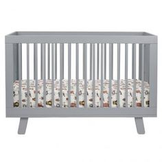 Babyletto Hudson 3-in-1 Convertible Crib #sammi