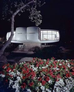 The Monsanto House of the Future – Disneyland, 1957 – 1967
