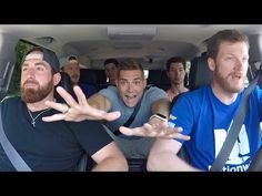 Dude Perfect and Dale Earnhardt Jr. Present: Road Trip And Driving Stereotypes | Michael Berry on KTRH