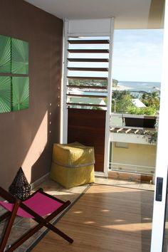 Un terrasse tropicale Agence Tohana - Décorateur Bordeaux