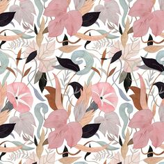 Friday Pattern Download from Luisa Rivera + Best of the Web | Design*Sponge | Bloglovin'