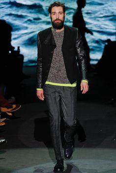 Paul Smith Men's Fall Winter Collection 2012-13 ポール・スミス 2012-13 秋冬 メンズコレクション visions of the modern man 現代人のビジョン