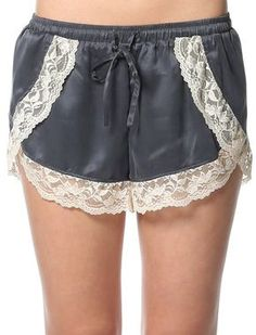 Easy Women's Boxer Shorts DIY, Free Pattern. On a lazy Sunday, many people like wearing pajama shorts to lounge around. However, what should you do if you cannot find the perfect pajama shorts? Here,