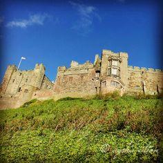 Bamburgh castle #1