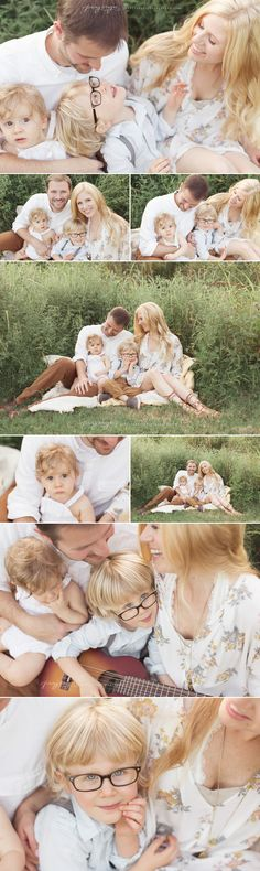 What to Wear | Family Session (Images by Jenny Cruger Photography)