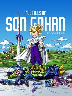 Who has got the most kills in Dragon Ball / DBZ? Dbz, Goku Y Vegeta, Dragon Ball Z, Akira, Kid Buu, Anime News Network, Otaku, Super Anime, Animes Wallpapers