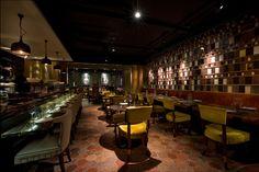 Coya Peruvian restaurant by Sagrada, London » Retail Design Blog