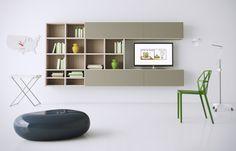 Book Living Area collection – Battistella