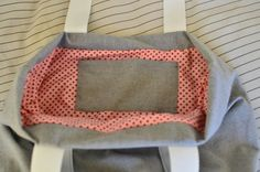 Couture, Sac, Flanelle