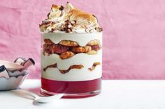 Take out the competition once and for all with this decadent, multi-layered trifle that's sure to be a knock out.
