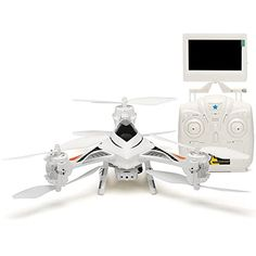 Cheerson HD Camera FPV High Hold Mode RC Tricopter Mode Switch With Battery Explosion-proof Bag (White) - Drones Heaven Drones, Drone Quadcopter, Spy Drone, Rc Drone With Camera, Micro Drone, Drone For Sale, Remote Control Toys, Rc Remote, Home Security Systems