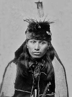 Black Elk, Oglala Lakota Holy Man, who escaped the Massacre at Wounded Knee in 1890 as a boy. (Photographer unknown / No date / Photoshopped)