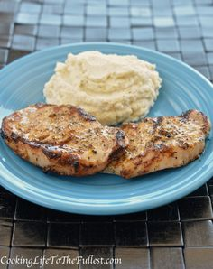 Fresh lemon zest adds a great taste to most everything, and these juicy Zesty Lemon-Pepper Pork Chops were no exception. Delicious!!!