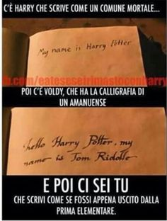 Qui troverete tutte le curiosità sul mondo di HP, le immagini più div… #casuale # Casuale # amreading # books # wattpad Harry Potter Tumblr, Harry Potter Anime, Harry Potter Love, Harry Potter Fandom, Harry Potter World, Harry Potter Memes, Funny Chat, Italian Memes, Einstein