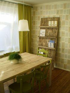 2013 Design Trend: Embellished Walls