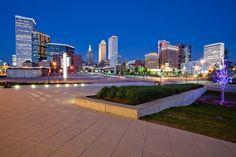 panorama view of DT Tulsa