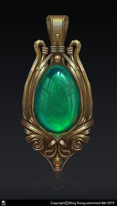 pendant, jack Ming on ArtStation at https://www.artstation.com/artwork/pendant-f5c55f0c-abcc-474e-99d1-98632e14331b