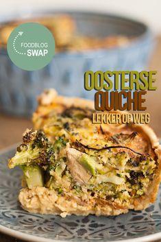 Oosterse quiche | foodblogswap | lekker op weg - The answer is food