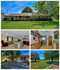 3340 Carriage Cir., Sherman 75092 $140,000 Just a little bit country! Porch sitting will become your favorite pastime in this Carriage Estates home while offering the best of both worlds -- the quiet feel of a country neighborhood, yet convenient location to town and shopping. Plenty of room to add a workshop, pool, guest house or whatever you need. You'll create new family memories in this lovely home with a cozy fireplace and 2 dining areas for entertaining this holiday season…