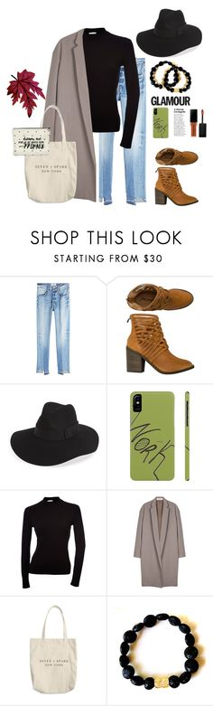 """""""#PolyPresents: New Year's Resolutions"""" by shop77spark ❤ liked on Polyvore featuring Frame, Free People, Brixton, Organic by John Patrick, Goody, contestentry and polyPresents"""