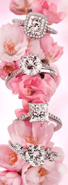 Diamond Rings | LBV ♥✤