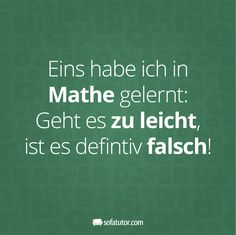 Die 10 besten Bilder von Mathe Sprüche | Funny math, Really funny