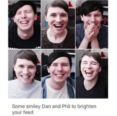I cant possibly see a picture of them smiling without smiling msyelf