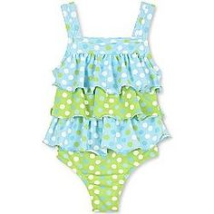 Okie Dokie swimsuit, Gracie would look adorable in this. :)