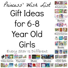 Gift Ideas For 5 Year Old Daughter