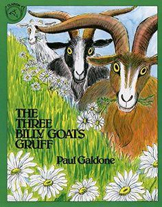 The Three Billy Goats Gruff (Paul Galdone Classics) Sandp...