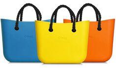 Ультрамодные разноцветные силиконовые сумки OBag всего за 249 грн. вместо 440 грн.!  SuperDeal
